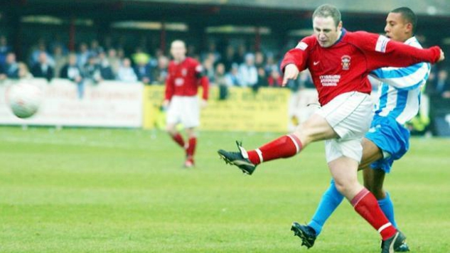 Throwback Thursday: Accrington Stanley vs Huddersfield Town (November 9, 2003)