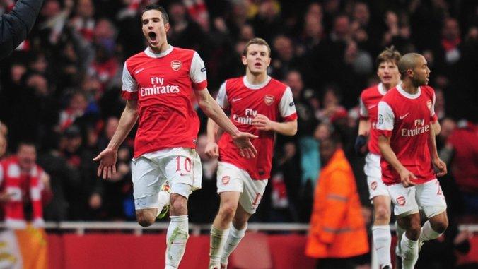 Throwback Thursday: Arsenal v Barcelona (February 16th, 2011)