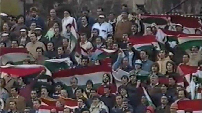 Throwback Thursday: Austria v Hungary (April 17th, 1985)