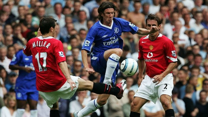Throwback Thursday: Chelsea vs Manchester United (August 15th, 2004)