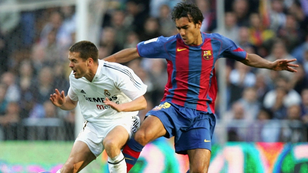 Throwback Thursday: Real Madrid vs Barcelona (April 10th, 2005)
