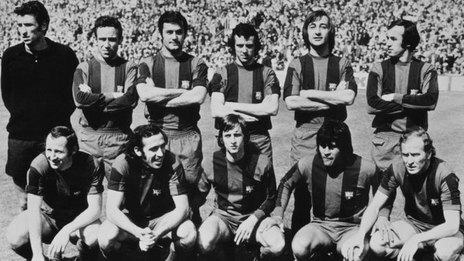 Throwback Thursday: Real Madrid v Barcelona (February 17, 1974)