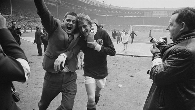 Throwback Thursday: England vs Scotland (April 15th, 1967)