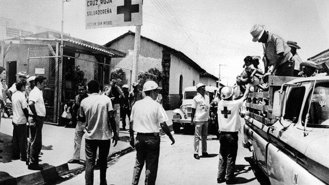 Throwback Thursday: El Salvador vs Honduras (June 26th, 1969)