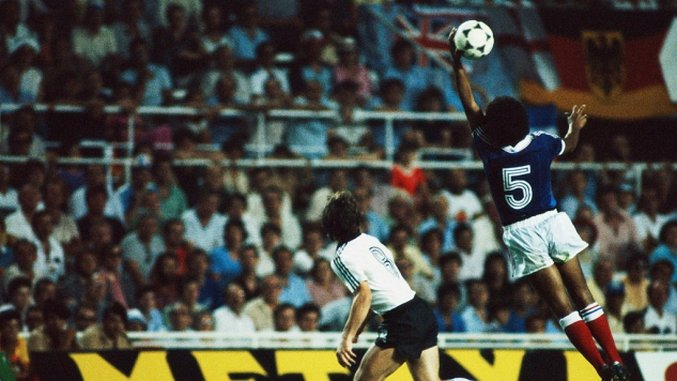 Throwback Thursday: West Germany vs France (July 8th, 1982)