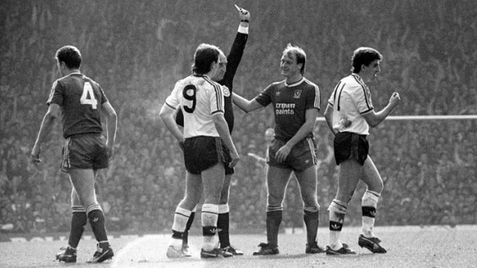 Throwback Thursday: Liverpool vs Manchester United (April 4th, 1988)