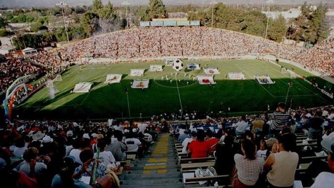 Throwback Thursday: The Inaugural MLS Match (April 6th, 1996)