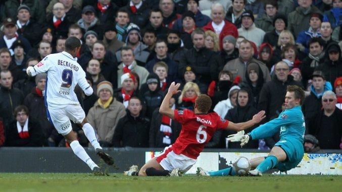 Throwback Thursday: Manchester United v Leeds United (January 4th, 2010)