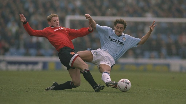 Throwback Thursday: The Manchester Derby (Aprl 6th, 1996)