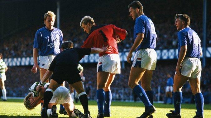 Throwback Thursday: The Shame Game (October 17th, 1987)