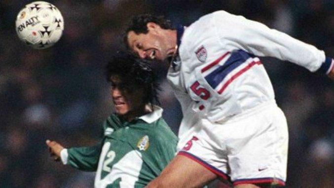 Throwback Thursday: USA v Mexico (July 17th, 1995)