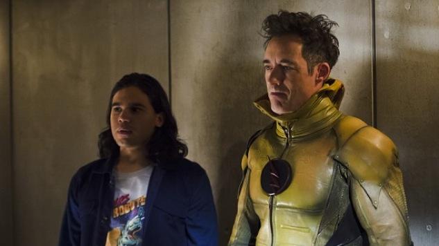 "<i>The Flash</i>: ""Gorilla Warfare"""