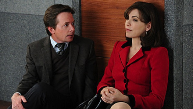 The Good Wife Threesome