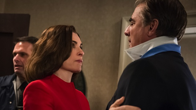 <i>The Good Wife</i> Review: &#8220;Landing&#8221;
