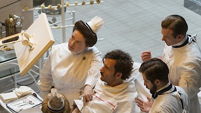 "<i>The Knick</i> Review: ""This Is All We Are"""