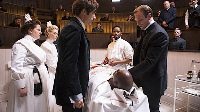 "<i>The Knick</i> Review: ""Williams & Walker"""