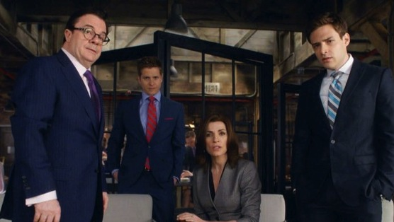 <i>The Good Wife</i> Review: &#8220;A Weird Year&#8221;
