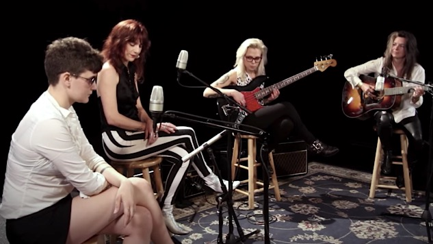 "Watch Thunderpussy Nail a Cover of Fleetwood Mac's ""The Chain"" at Paste"