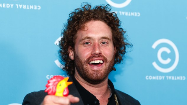 T.J. Miller's <i>The Gorburger Show</i> Canceled by Comedy Central