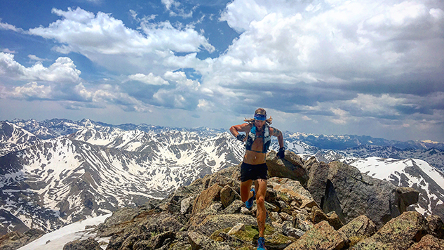 Ultra Runner Timothy Allen Olson is Proof You Can Balance Intensity and Mindfulness