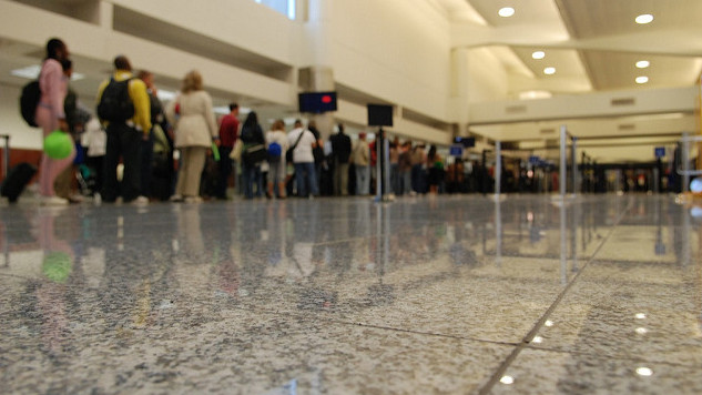Fingerprints Might Replace Boarding Passes at Airports