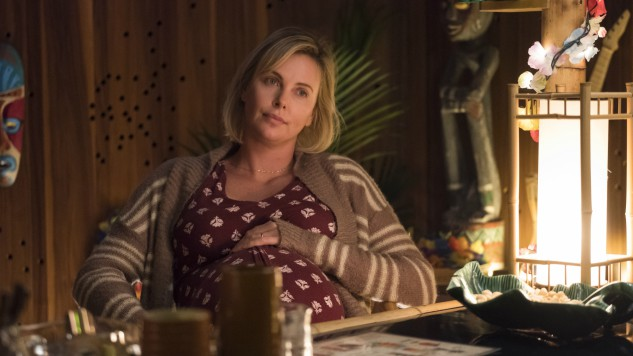 Charlize Theron Struggles With Motherhood in New <i>Tully</i> Trailer