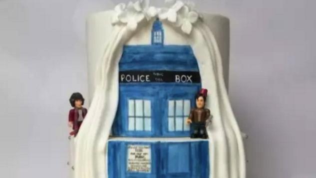 Edible Fiction: Amazing TV-Themed Wedding Cakes