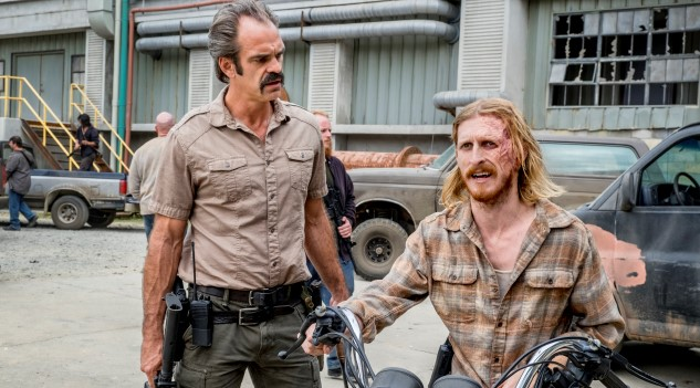 """<i>The Walking Dead</i> Review: """"The Key"""""""