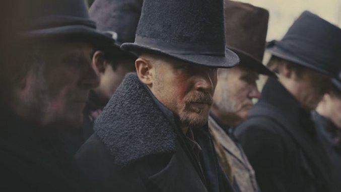 Tom Hardy's FX Miniseries <i>Taboo</i> Gets A Release Date