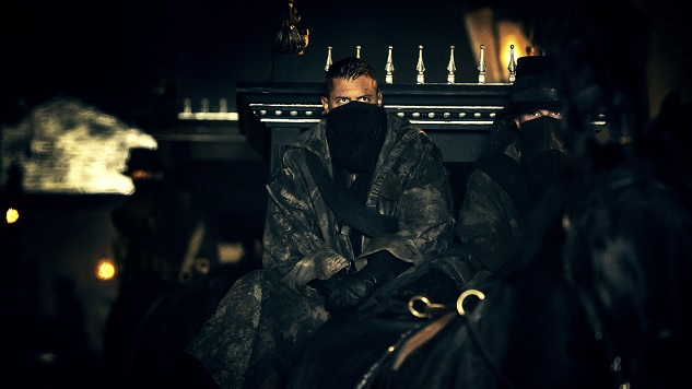 """<i>Taboo</i> Review: """"Episode 6"""" Is a Wild Ride, but It's Unclear Where the Series Is Taking Us"""