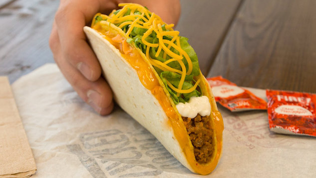 Behold Taco Bell's $1 Double Stacked Taco, Coming Soon
