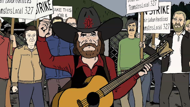 Mike Judge's Animated Music Anthology <i>Tales from the Tour Bus</i> to Return for a Funky Second Season