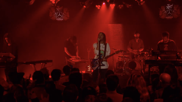 Watch Tame Impala Play Two <i>Slow Rush</i> Songs on <i>Jimmy Kimmel Live!</i>