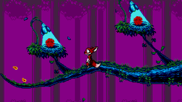 <i>Tanglewood</i> Is a New Sega Genesis Title, in 2018