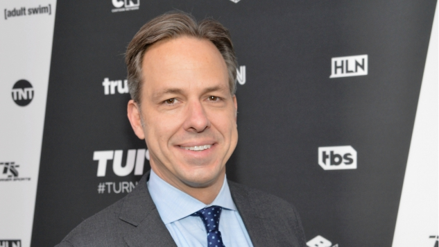 Jake Tapper Getting a Weeklong Primetime Run at CNN