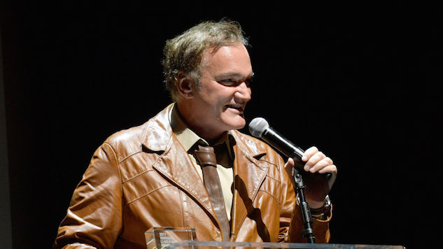 Quentin Tarantino Says His Directorial Career Will Still End after 10 Films