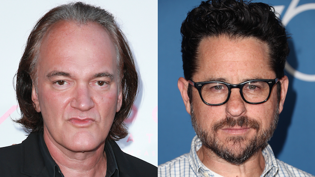 Quentin Tarantino and J.J. Abrams Are Teaming up for a <i>Star Trek</i> Movie