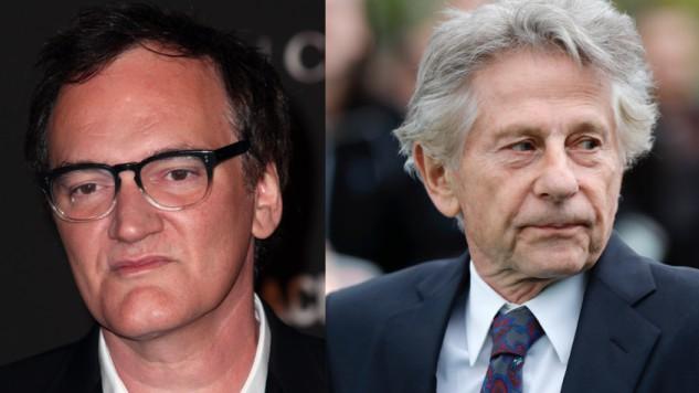 Quentin Tarantino's Charles Manson Film Will Make Roman Polanski a Major Character