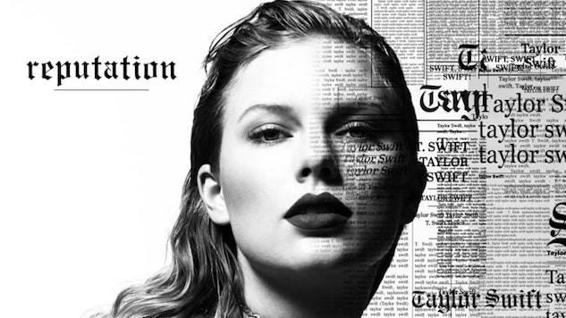 """Taylor Swift Returns With """"Look What You Made Me Do"""": Listen"""