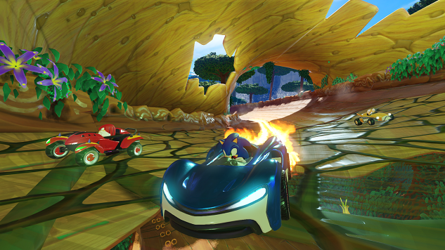 <i>Team Sonic Racing</i> Announced for PC, Consoles After Leak