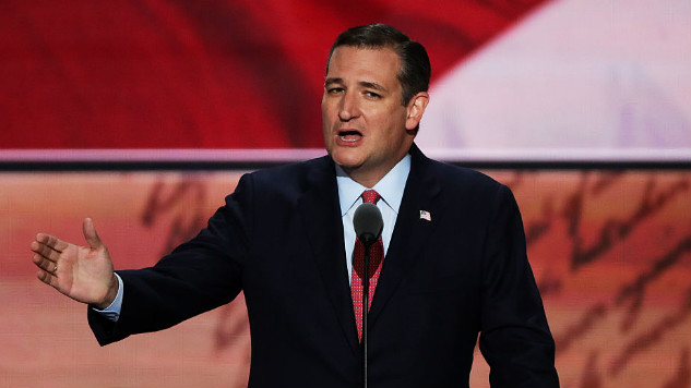 The Republican National Convention was a Disaster, but Ted Cruz is No Hero