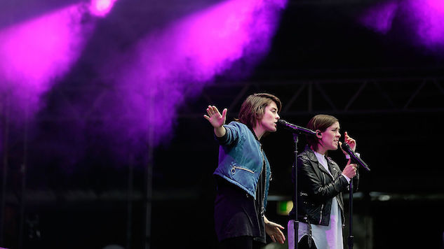 Tegan and Sara's <i>The Con X: Covers</i> Will Feature CHVRCHES, Hayley Williams, Ryan Adams and More