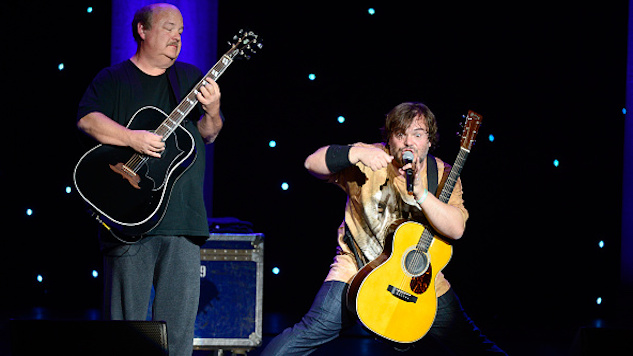 Tenacious D Announce New Animated Series and Album, Both Titled <i>Post-Apocalypto</i>