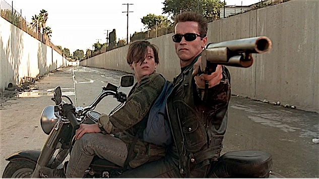 James Cameron's <i>Terminator</i> Will be a Direct Sequel to <i>T2</i> Starring Schwarzenegger and Linda Hamilton