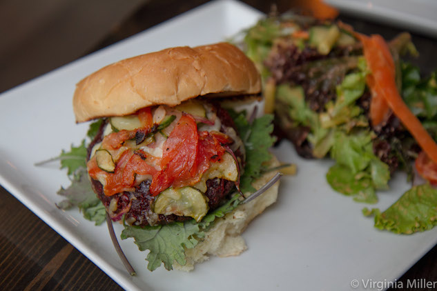 Terra Rouge Veggie Burger PEI-Copyright Virginia Miller.jpg
