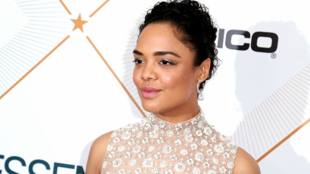 Tessa Thompson Joins Chris Hemsworth in <i>Men in Black</i> Spinoff