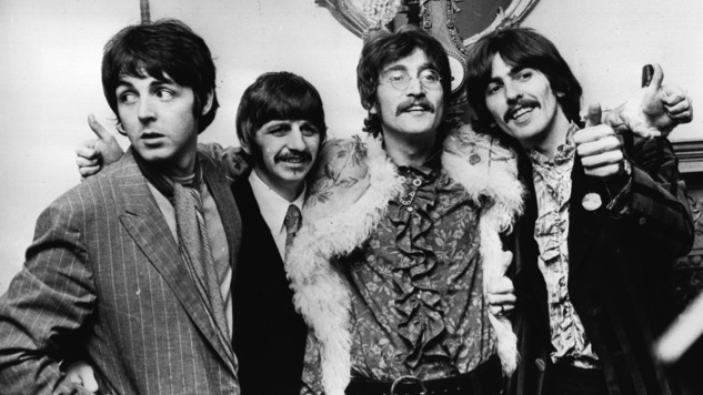 "Hear an Unreleased Version of ""Sgt. Pepper's Lonely Hearts Club Band"""