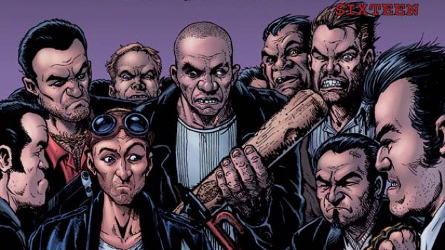 Amazon Greenlights <i>The Boys</i>, Seth Rogen-Directed Superhero Series Based on Garth Ennis Comic