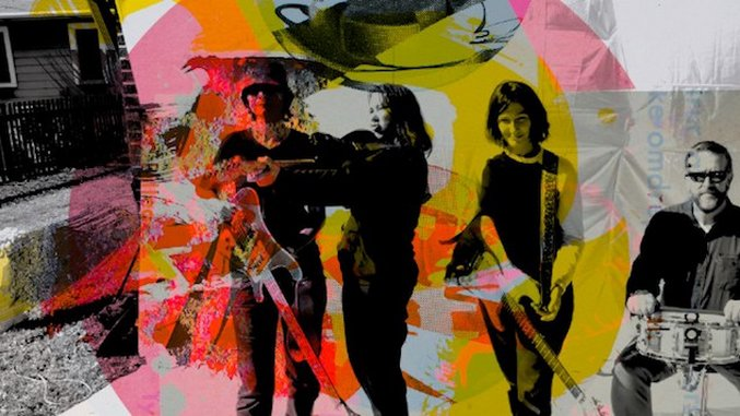 "The Breeders Release Punchy New Single ""Wait in the Car"""