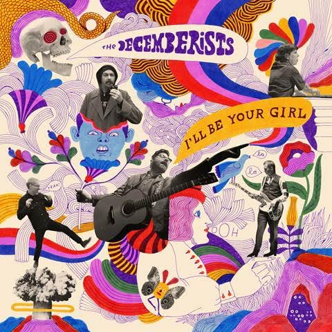 The Decemberists Ill Be Your Girl Art.jpg